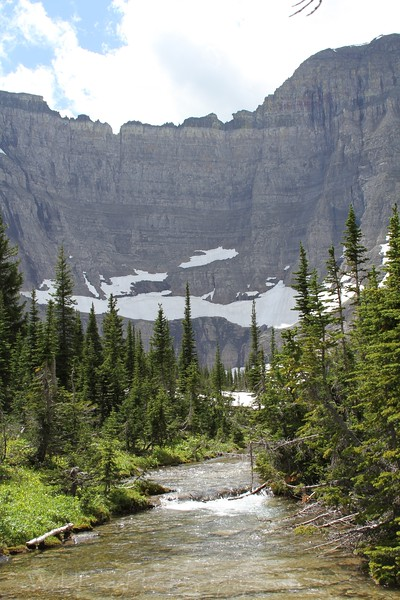 Iceberg Lake,Many Glacier