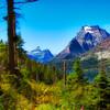 Going to the Sun Mountain,Glacier National Park,Montana