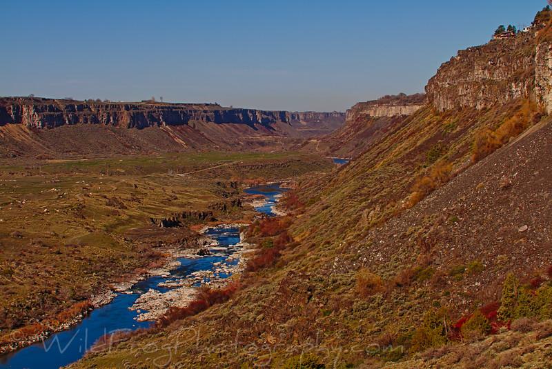 Snake rivier