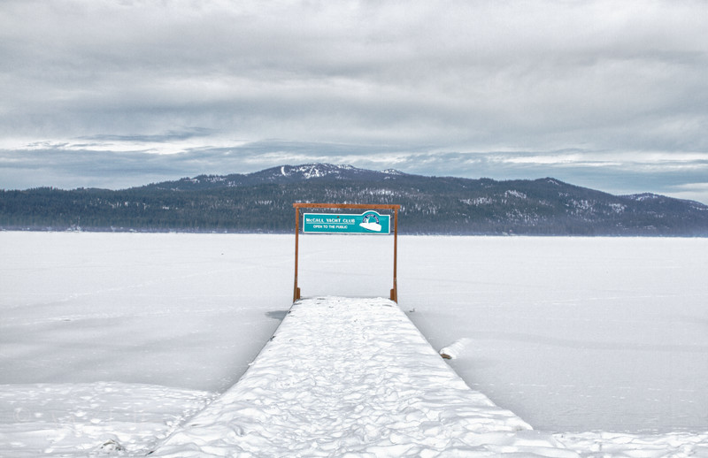 Lake Payette - McCall, Idaho