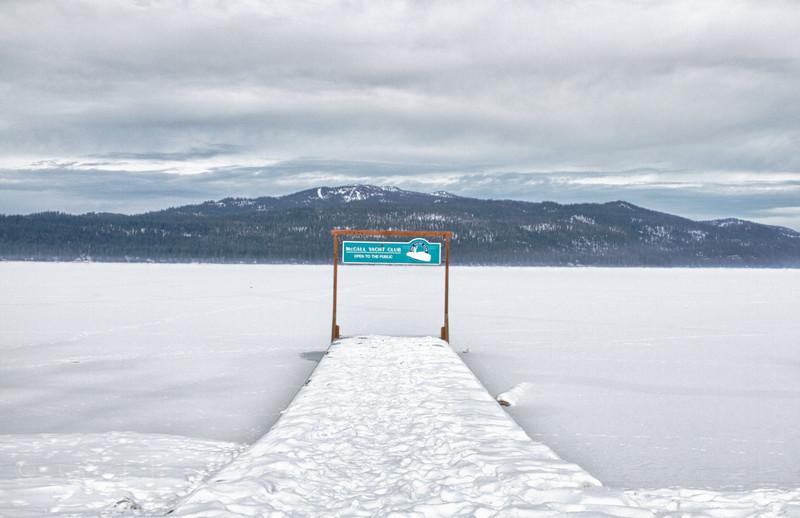 Lake Payette - McCall, Idaho