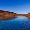 A Lazy snake River, Idaho