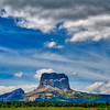 Chief Mountain,Lewis Range Montana
