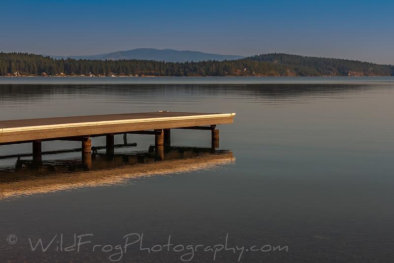 Flathead Lake 4th July