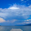 Summers day on Flathead Lake,Montana