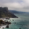Northern California Coast Line