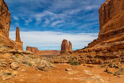 Park Avenue - Moab
