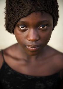 Ugandan Girl.