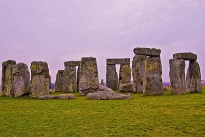 Stonehenge, England 1