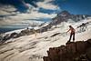 Little Tahoma Peak and Emmons Glacier, Mount Rainier National Park, Washington