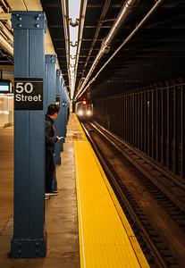 50th Street Subway Station