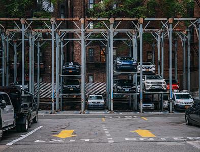 50th Street Parking