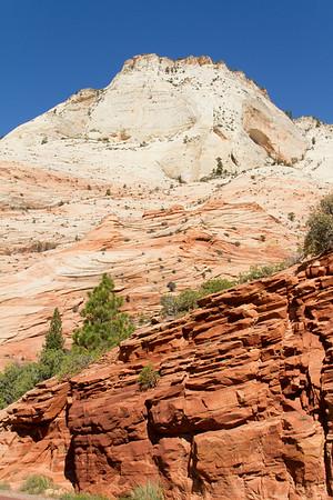 East park sandstone mountain.
