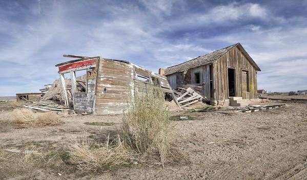 Cisco, UT - ghost town