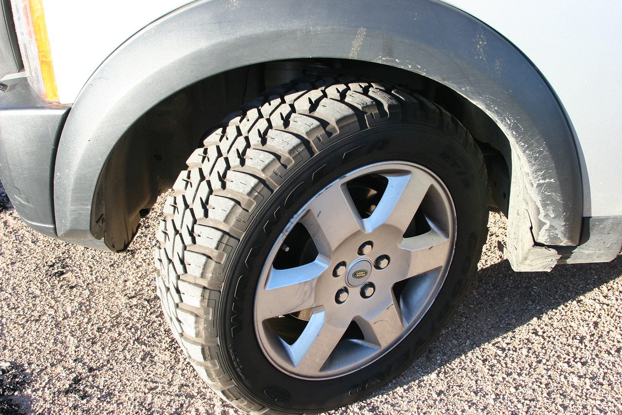 Goodyear MTR's, they really exist!...just not available in the USA quite yet.