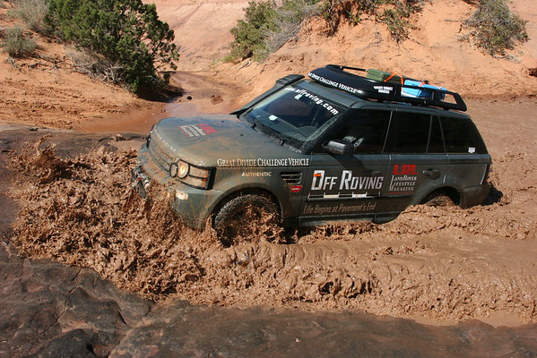 Moab - LR National Rally - Day 5 - Fooling Around