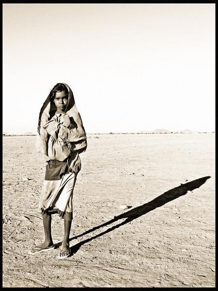 NAGA (SOUDAN), 2007.<br /> <br /> Ref.: Destinations-SDN-05