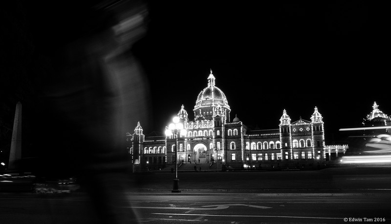 Visit to Victoria, BC, on April 7-8, 2016.