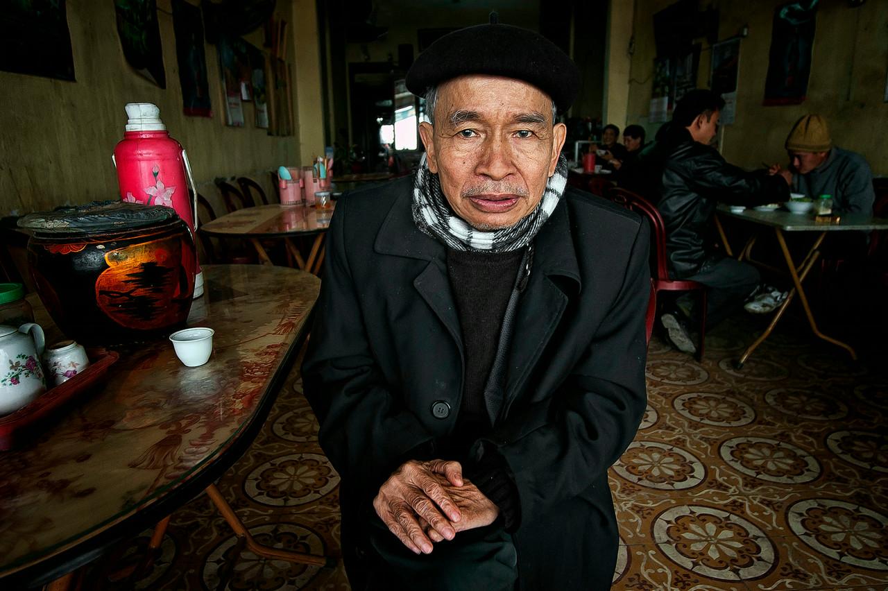 Vietnamese man.