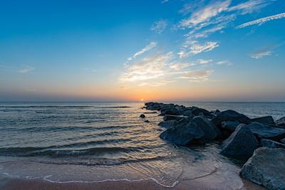 Sunrise - Vilano Beach