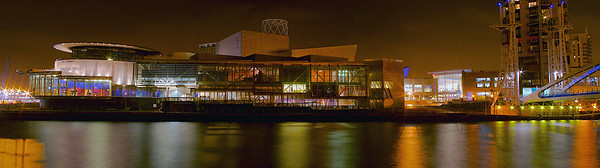 Lowry Centre- Manchester