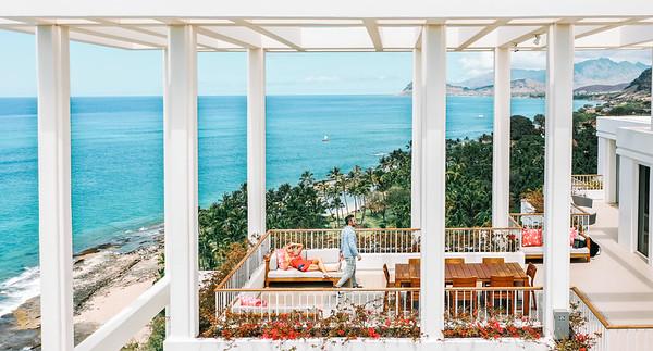 Four Seasons Resort   Oahu, Hawaii