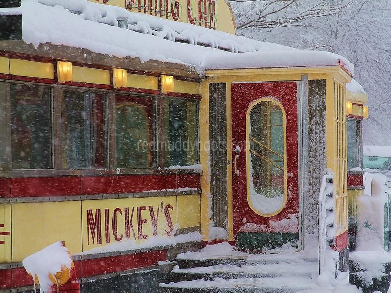 Mickey's!