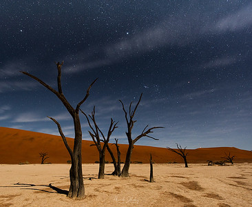 The Night at Deadvlei II