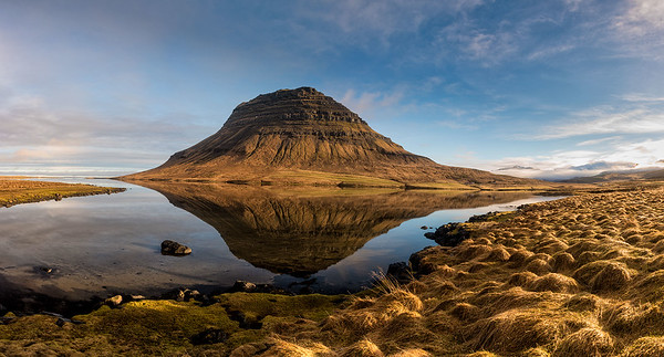 Kirkjufell (Church Mountain)
