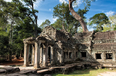 Bayon Temple complex, Angkor Archaeological Park