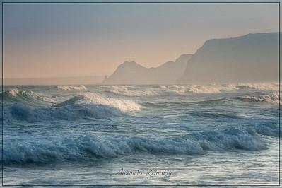 Castelejo Morning Waves