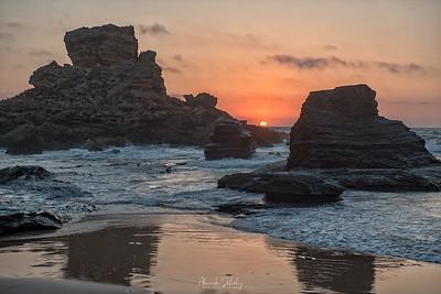 Castelejo Sunset