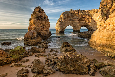 Marinho Limestone Rocks