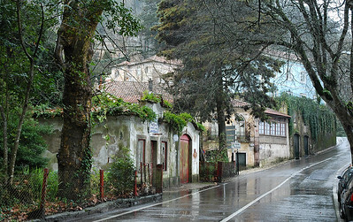 Rainy day in Sintra