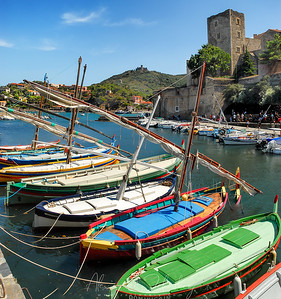 Colors of Collioure