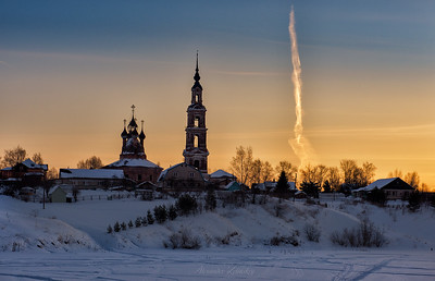 Church of the Kazan Icon of Our Lady