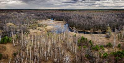 River Kolp aerial