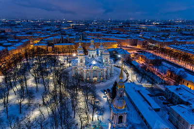 Russian Navy Cathedral
