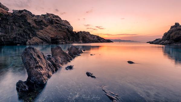 Cala Culleró Sunset