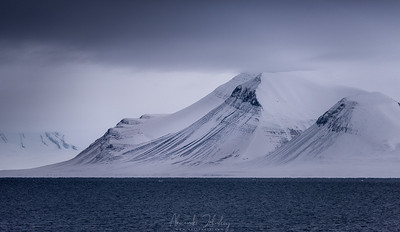 Svalbard Lines and Shapes