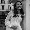 1965 French Wedding Dress Wedding Day