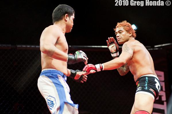 Tasi Edwards vs Ata Tivao - greghonda