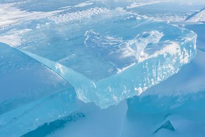 "ICE 04721  ""Split Slab of Ice"""