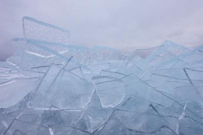 """ICE 0562  """"Ice Mountain"""""""