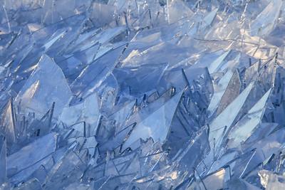 "ICE 0772  ""Lake Superior Ice Field"""