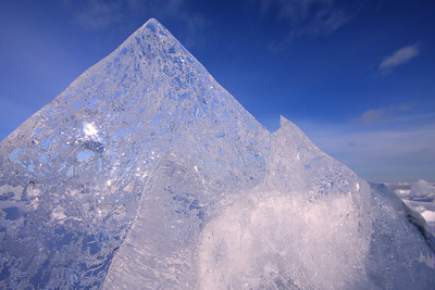 "ICE 5704  ""Ice Pyramid"""