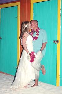 Lee and Lana, Destination Wedding, Stocking Island. Exuma Bahamas.