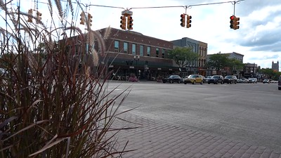 Downtown Howell, Michigan