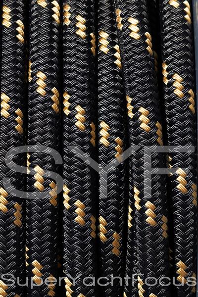 Ropes, warps
