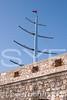 Maltese Falcon, mast